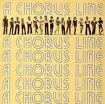 A Chorus Line... first Broadway show I saw, at the Shubert Theater (L.A.) when I was in High School.