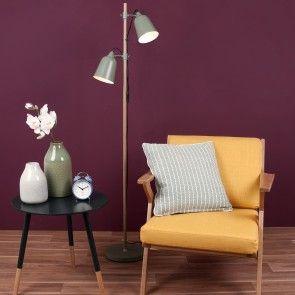 Rest fauteuil Leitmotiv geel | Musthaves verzendt gratis