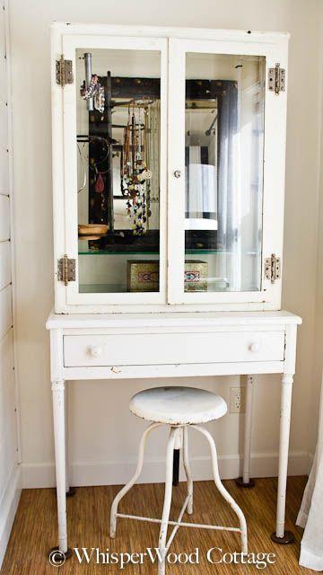 House of Hawthornes: Vintage Medical Cabinets