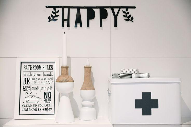 Meer dan 1000 idee n over scandinavische badkamer op pinterest badkamer scandinavische keuken - Decoratie douche badkamer ...