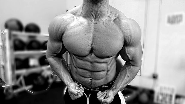 Tip: The 8-15-25 Chest Workout