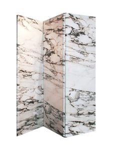 Ecran de marbre