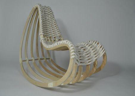 Parametric Rocking Chair   Google Search