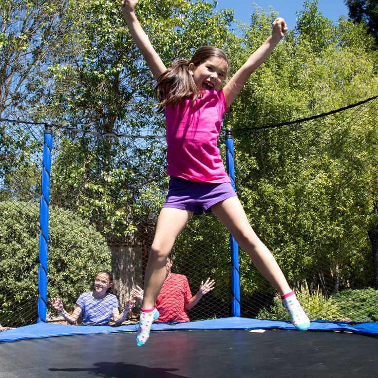 Safety Considerations - Trampoline Safety - We help you find the safest trampoline for your budget