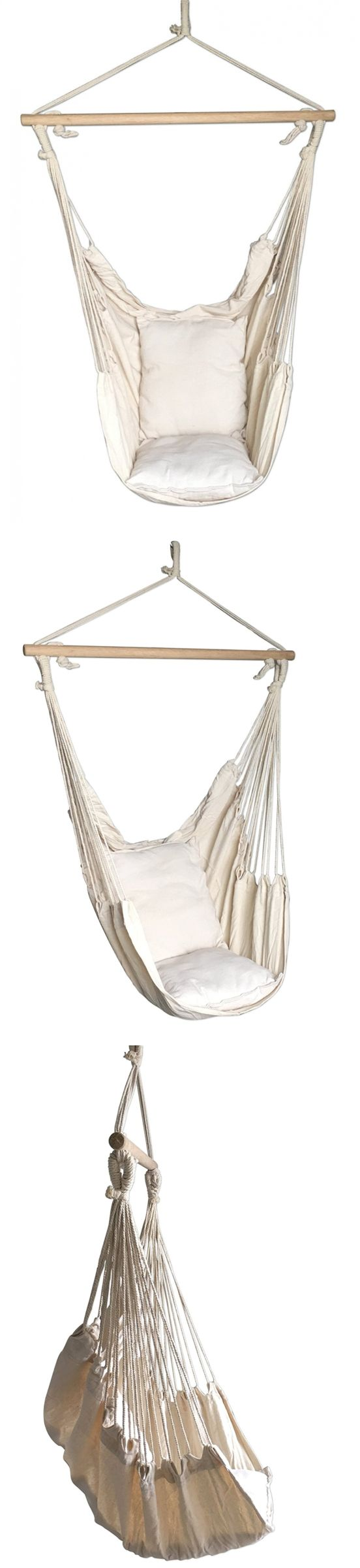 Best 25 indoor hammock chair ideas only on pinterest for Indoor hanging rope chair