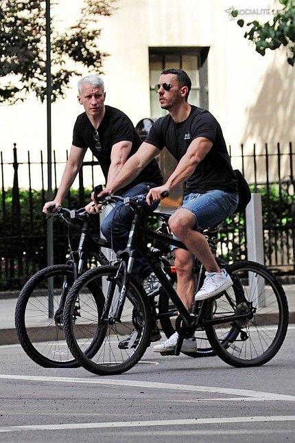 Anderson Cooper & Boyfriend Ben Maisani