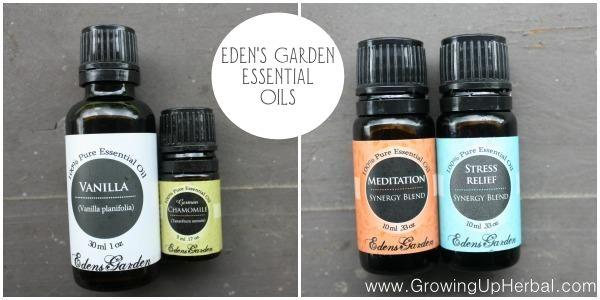Eden's Garden Essential OIls