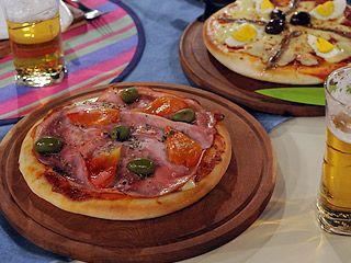 | Pizza en microondas | micro