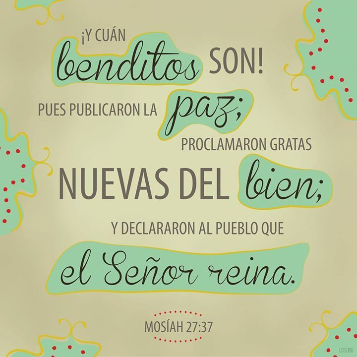 139 Best Images About LDS Quotes & Handouts In Spanish On