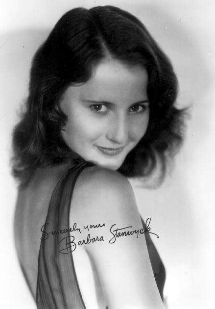 Image detail for -Barbara Stanwyck - Actor - Peerie Profile