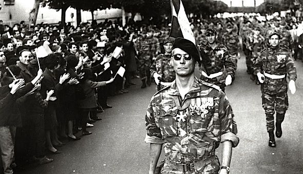 Battle of Algiers-Although in the short term the Battle of Algiers was a victory for the paratroopers, in the long term it was a political defeat. The international outcry against torture led to French isolation within the United Nations, and was a decisive factor in winning Algerian independence. For this reason post-1962 it was difficult for both the French and Algerians to see the Battle of Algiers in a dispassionate manner. Given the climate of recrimination, this makes Gillo…