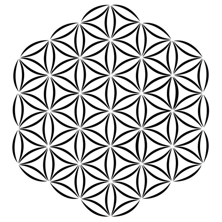 18 best DaVinci images on Pinterest | Heilige geometrie, Mandalas ...