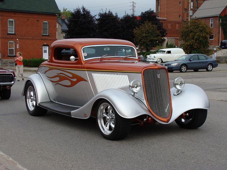 Classic Street Rod | by V8 Power..Re-pin Brought to you by agents at #HouseofInsurance in #EugeneOregon for #LowCostInsurance.