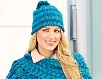 Схемы вязания крючком на зиму на Verena.ru