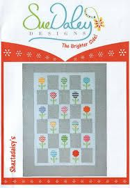 Quilt Kit | Sue Daley Designs | Shaztadaisy's | Quilt for a Girl | Single Bed | for sale from FabricGardenAus on Etsy