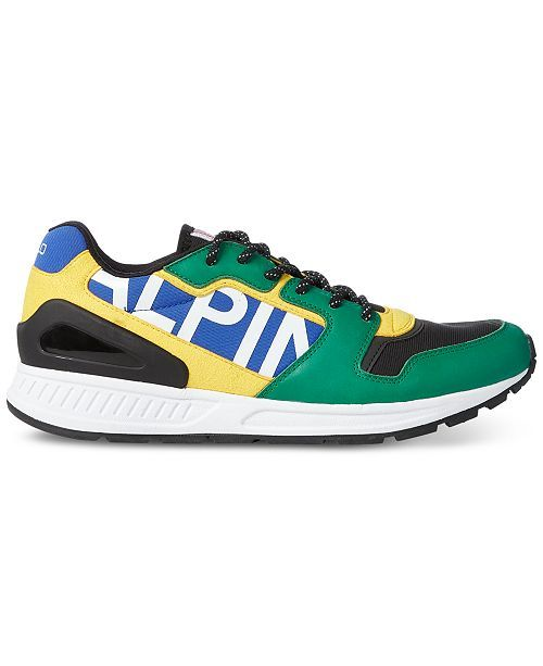 cb17ba1be902 Polo Alpine Varsity Hi-Tech sneaker