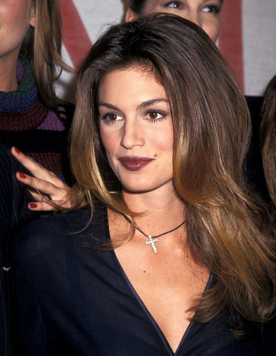 How to Rock a '90s Dark Lipstick Like It's 2015
