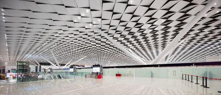 Gallery of Zhengzhou Xinzheng International Airport Terminal 2 / CNADRI - 2