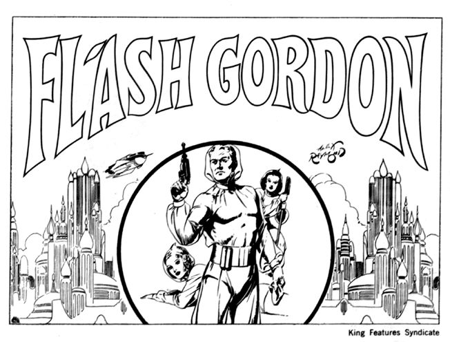 ALEX RAYMOND  Nombre: Alexander Gillespie Raymond  Nacido: 2 de Octubre de 1909 en New Rochelle (New York)  Fallecido: 6 de Septiembre de 1956  Campo: Cómics de prensa  Obras maestras: Jungle Jim, cómic de prensa / Flash Gordon, cómic de prensa / Rip Kirby, cómic de prensa.
