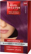 Vidal Sassoon - 5VR LONDON LILAC. This is the only color I want to dye my hair now.