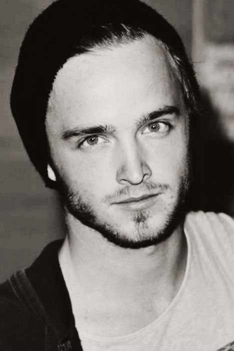 Breaking Bad's Aaron Paul, not just a pretty boy but a superb actor as well!