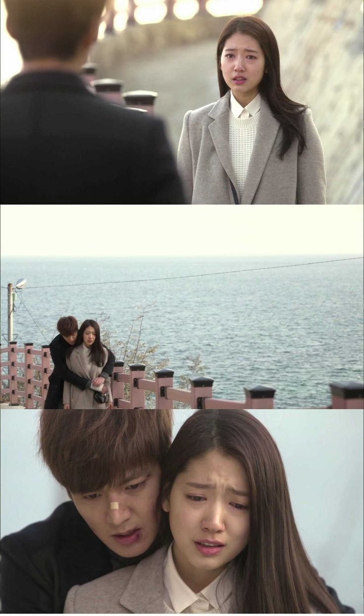 """Her second favorite scene was the scene where Eun Sang threw down Tan's arms while he was hugging her and saying that he couldn't let her go. This was an extremely emotional scene to film, and Park Shin Hye was really affected by it.  """"Don't talk to me, don't come, don't..."""""""