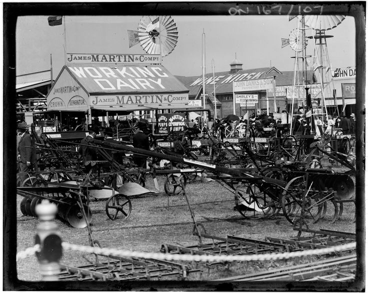 Royal Agricultural Show, ca. 1910 / Hawkesbury Agricultural College