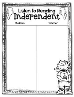 Adventures of Room 129: Daily 5 Book Study - Chapter 3