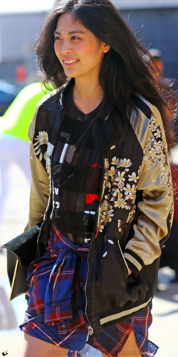 Mercedes-Benz Fashion Week Australia \ Street style ♥