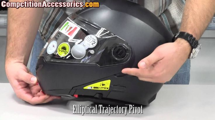 Nolan N104 Helmet Review at Competition Accessories