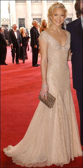Kate Hudson in Versace, Oscars 2003