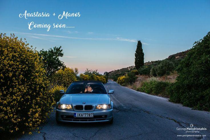 Anastasia + Manos | George Kendristakis| Wedding Photography Crete , Santorini, Greek Islands
