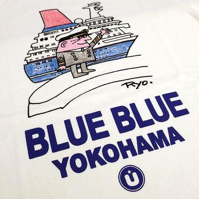 柳原良平氏とBLUE BLUE YOKOHAMAとUCS
