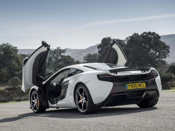 2014 McLaren 650S Coupe MSO opened door 600x450 2014 McLaren 650S Coupe MSO Review, Specification, Price, with Images