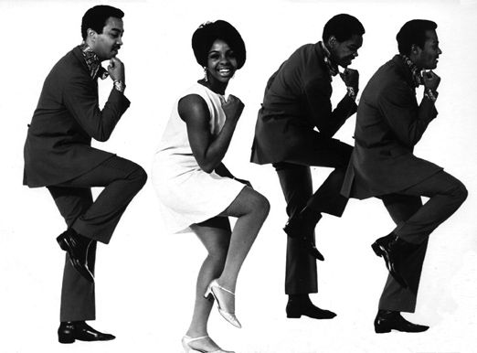 "Gladys Knight & The Pips appeared on the first syndicated episode of ""Soul Train""."
