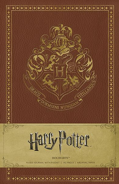 Years after the final film hit theaters, the blockbuster Harry Potter franchise continues to have a devoted and growing fan base. This finely crafted journal—one of four Harry Potter journals based on this popular franchise—are designed to display the gorgeous concept art created for the Harry Potter films, featuring fan-favorite locations such as Hogwarts School …