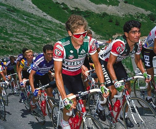 Andy Hampsten 7 Eleven Childhood Cycling Inspiration