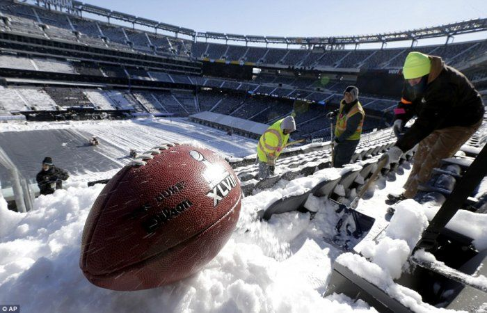 Super Bowl XLVIII: il caso 'Metlife Stadium'