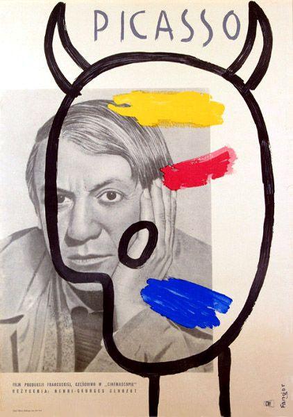 Wojciech Fangor, Le Mystere Picasso, 1956