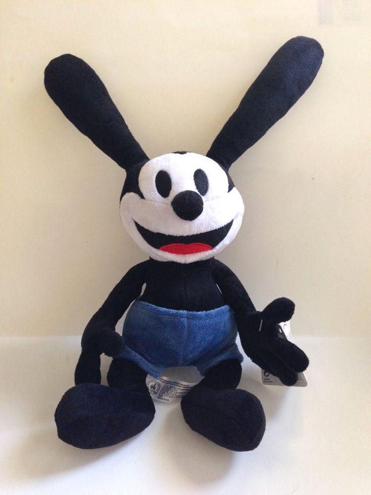 Oswald Plush Toys 54
