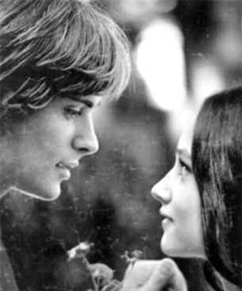 "Romeo & Juliet (Leonard Whiting & Olivia Hussey) - from ""Romeo and Juliet"""