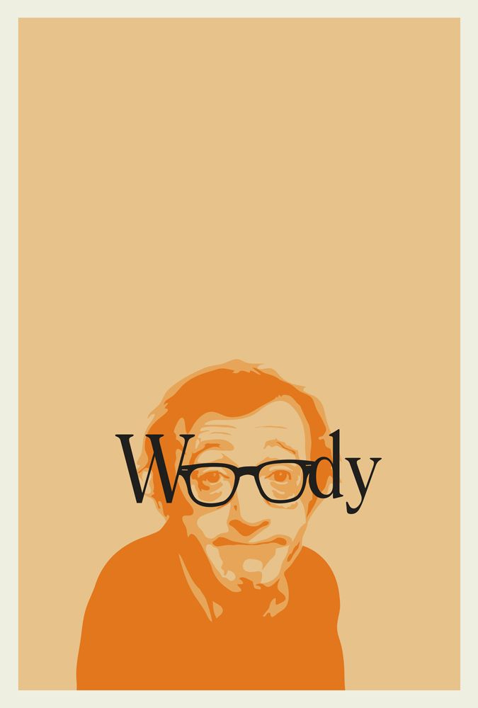 Woody Allen tribute - by Matt Owen