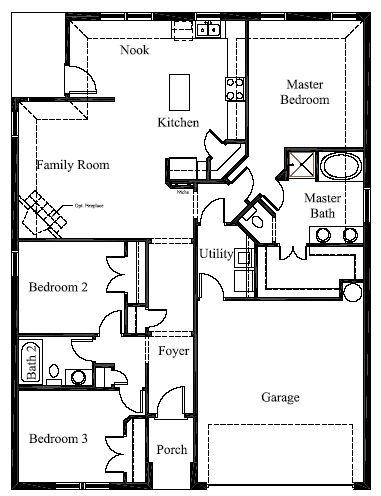 cheldan homes thistlewood - Midland House Plans