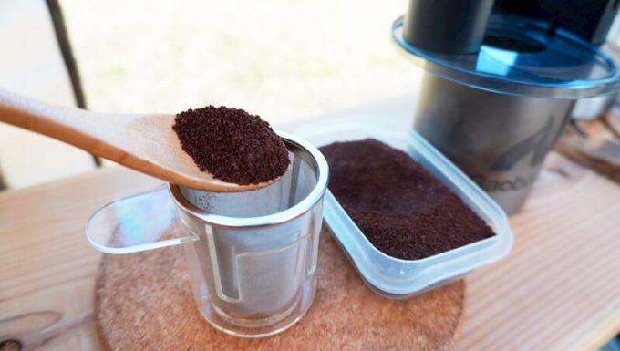 自動ハンドドリップコーヒーメーカー Oceanrich Plus で理想的な の の字ドリップを実現 魅惑のキャンプ 2020 ドリップコーヒーメーカー コーヒーメーカー ドリップ