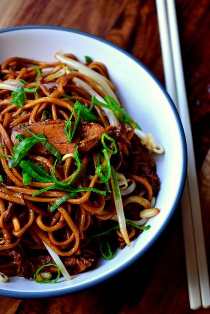 Recipe for Chicken Chow Mein