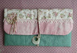 Curling Wand Pouch- Patter and Instructions