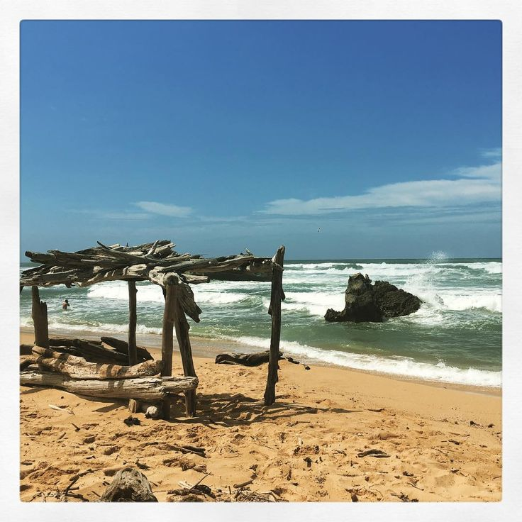 #beachshack #puntjie