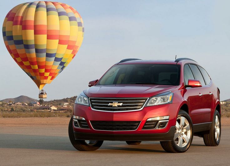 Consumer Reports' 2014 American Top Picks Chevrolet Traverse/GMC Acadia