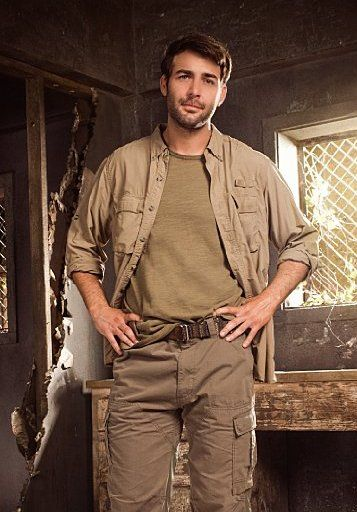 5. The first literary character that I would want to meet is Jackson Oz from Zoo because he such an expert when it comes to animals. I would learn a lot from him and his father's theory.