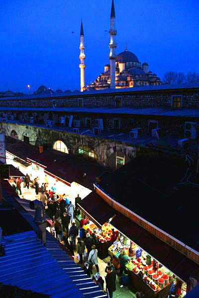 Istanbul. I need to make it here! Half of the country in Asia, half in Europe!